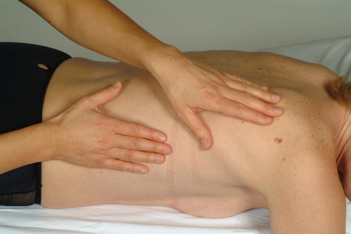 Lymphodeoma Massage